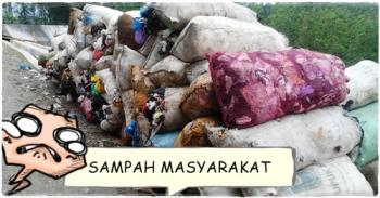 Yuk Kurangi Sampah Kita